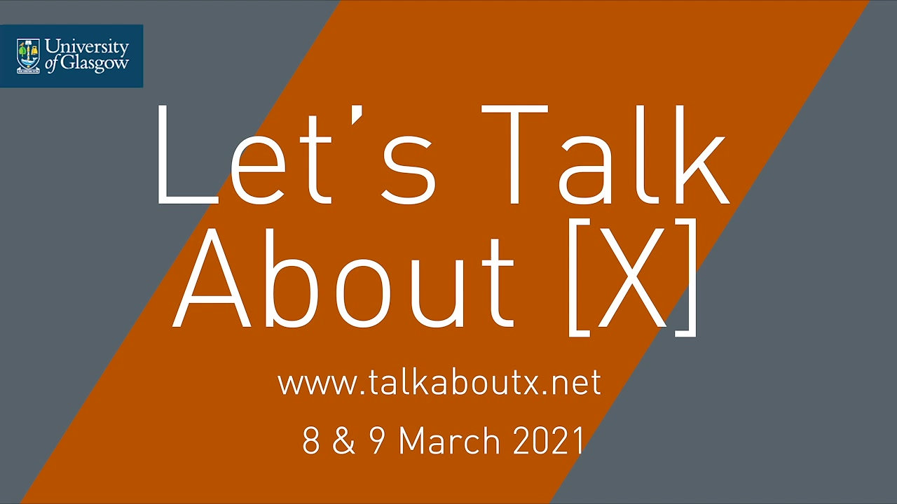 Let's Talk About [X] 2019