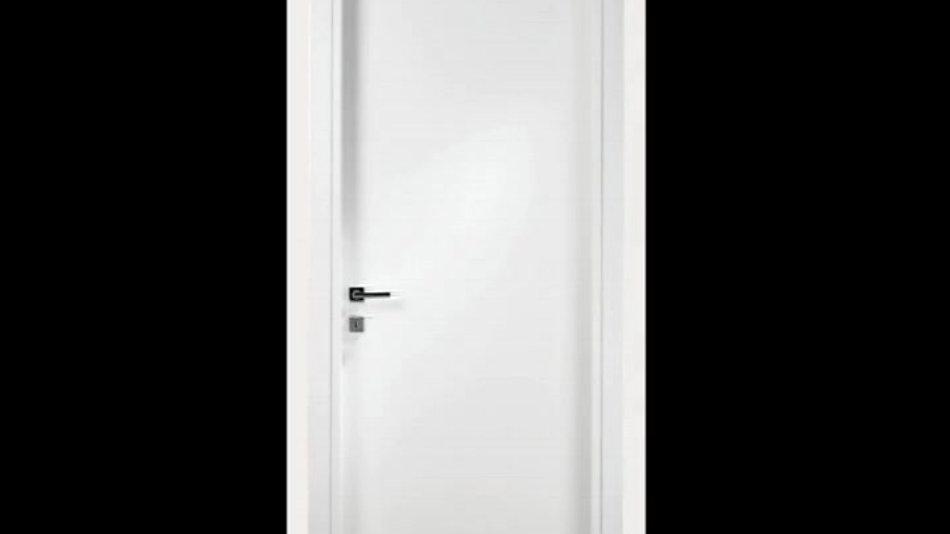 Εσωτερικές πόρτες Λευκές LOFT mylofteu