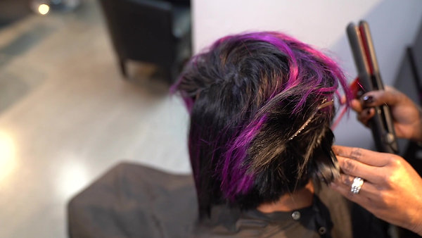 Cut & Curl Course