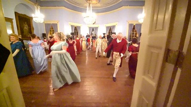 Jane Austen Dancers Video Channel