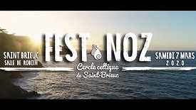 FEST NOZ Cercle Celtique de Saint Brieuc - samedi 7 mars 2020 - Teaser #2