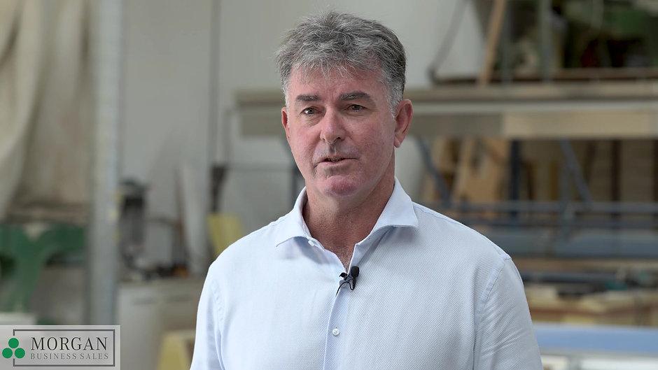 Brendan Morgan - Specialist Business Broker