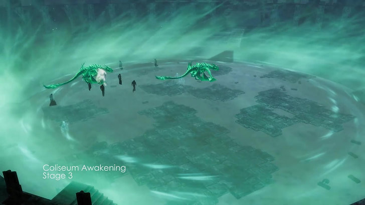 ColiseumAwakeningShowreel