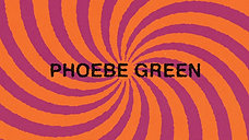 Phoebe Green - I Can't Cry For You EP Ad