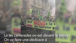 Grèves de la SNCF