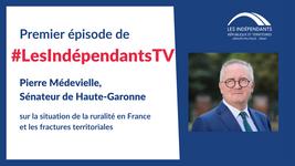 3 questions au Sénateur Pierre Médevielle