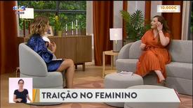 Traição no Feminino - Programa da Cristina