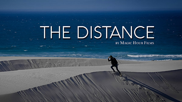 "Advert - ""The Distance"""