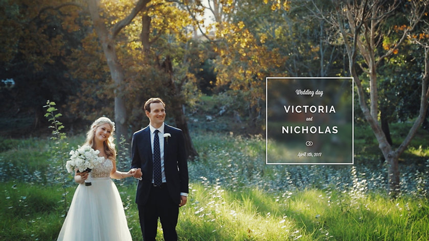 Victoria & Nicholas