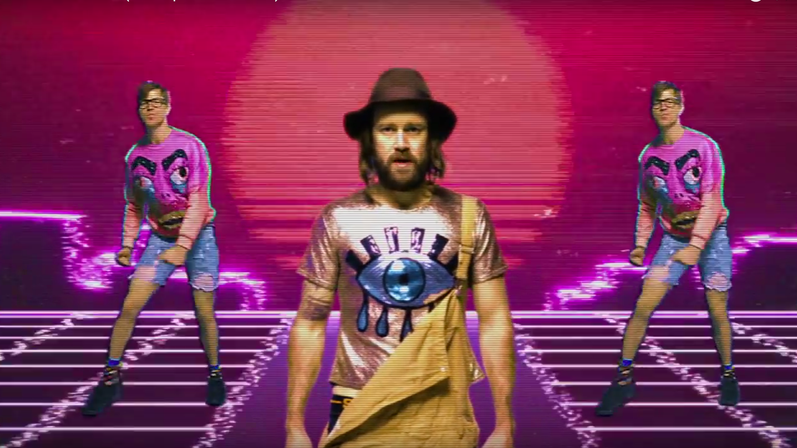The Bondi Hipsters for The Slot