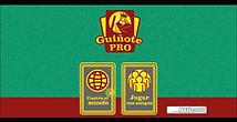 Sorteo Guiñote Pro