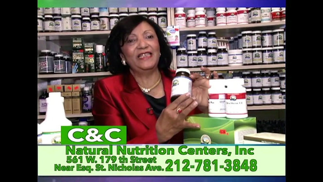C & C Natural Nutrition Center