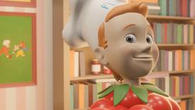 Flipje 3D animatie - Flipje Museum Tiel