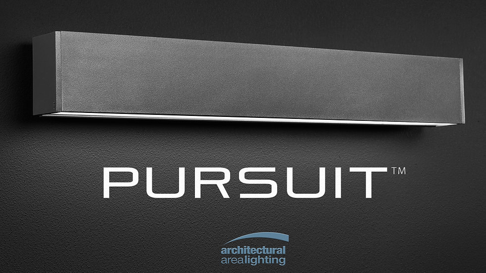 Pursuit™ from Architectural Area Lighting