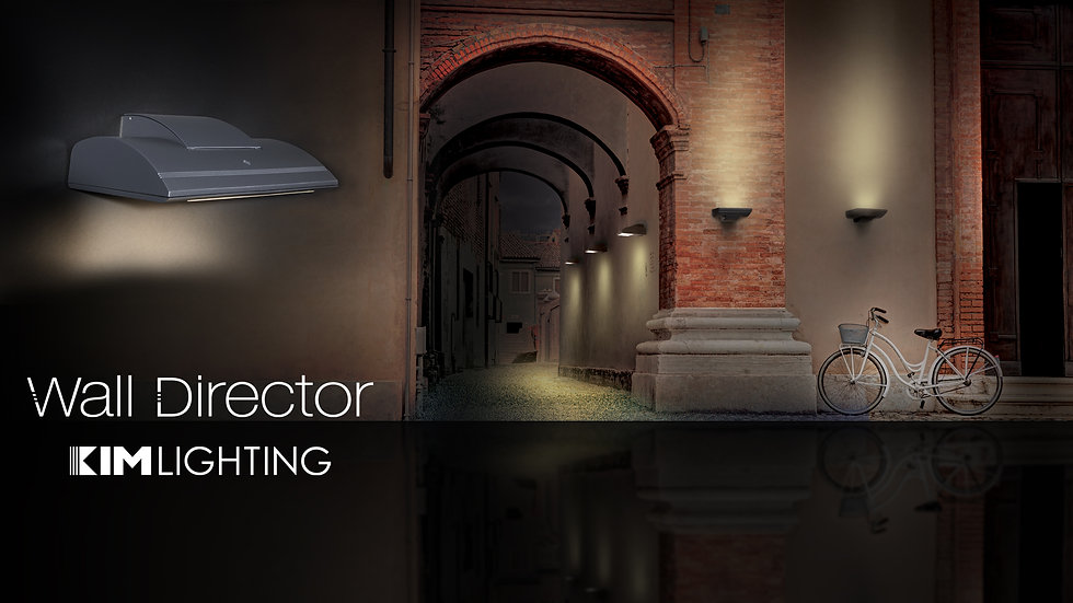 WALL DIRECTOR 2.0 By KIM LIGHTING