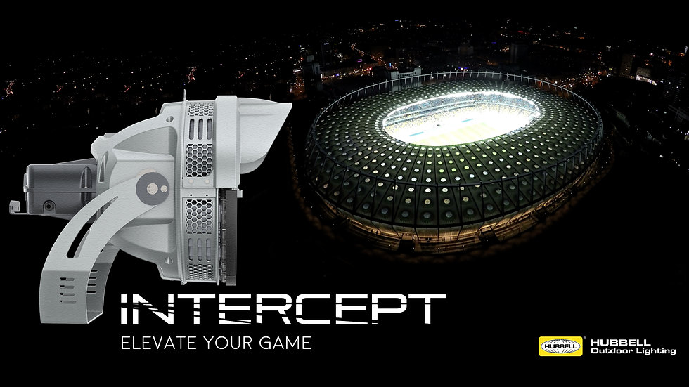 Intercept by Hubbell Outdoor