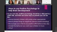 CMU Students - Cognitive Brain Development