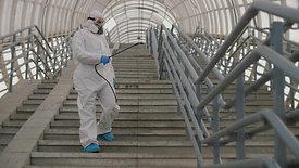 Sterilizing Public Spaces