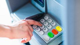ATM Keypad Sterilization