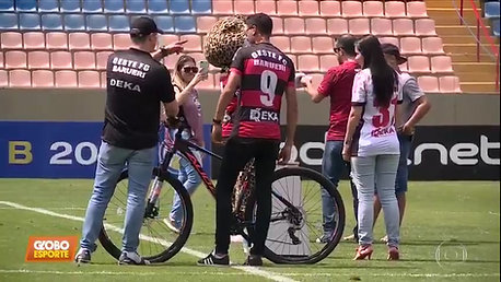 Globo Esporte de 06 setembro 2019