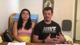 Testimonio Familia fuera de Santiago