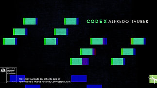 Alfredo Tauber ‐ CODEX