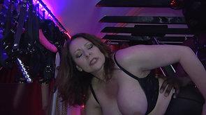 Mistress Carly's BBC slave