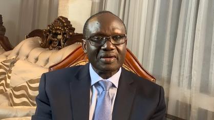 Ambassador Lazarus Ombai Amayo (Republic of Kenya)'s greeting for the STI Conference