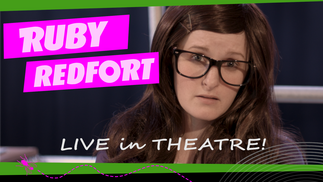Ruby Redfort - Theatre Promo