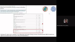 Saude da mulher cis e trans no sistema prisional - 15-06-2021 - pré-internato