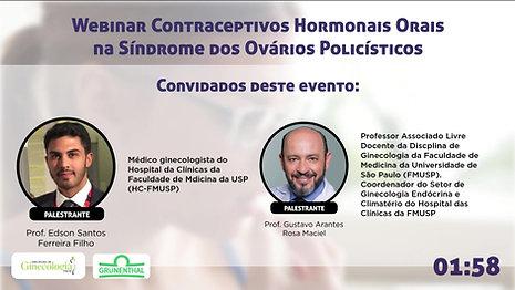 Contraceptivos Hormonais Orais na Síndrome dos Ovários Policísticos. 25-11-2020