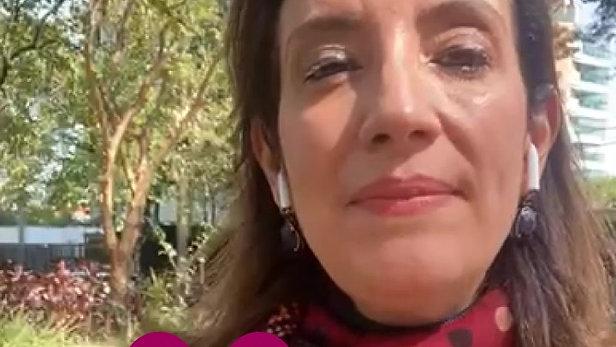 Prof. Dra Flávia Fairbank convida