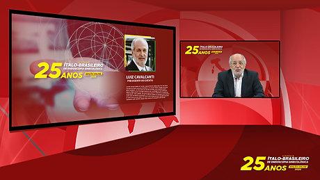 Webinar 25 Anos Ítalo-Brasil - Parte 1