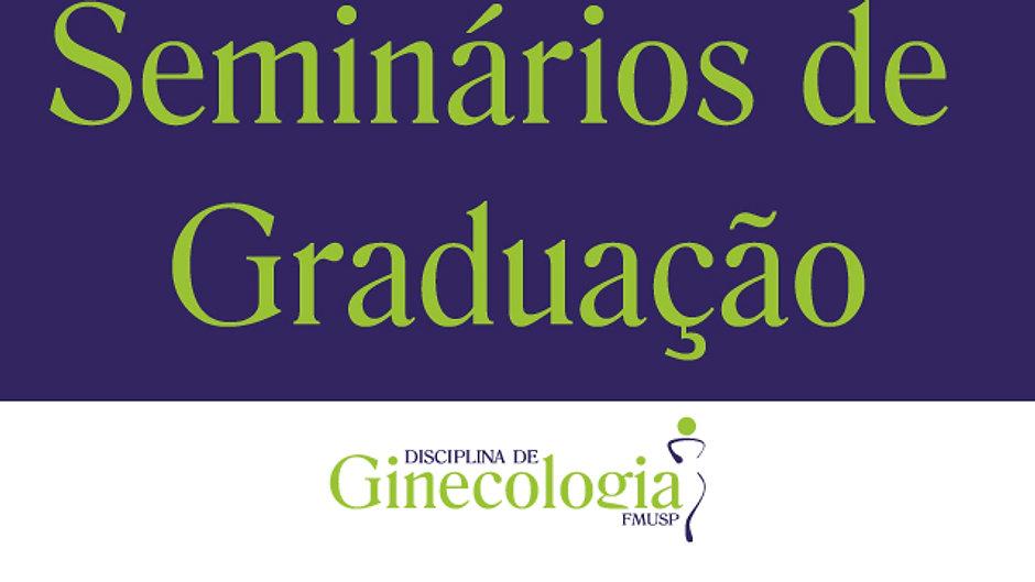 Seminários de Graduação