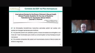 Tema: Como tratar a disfunção sexual na pós-menopausa