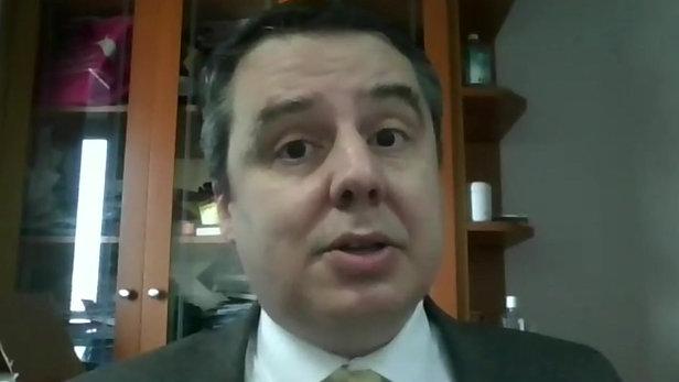 Prof. José Maria Soares Jr. fala sobre o evento