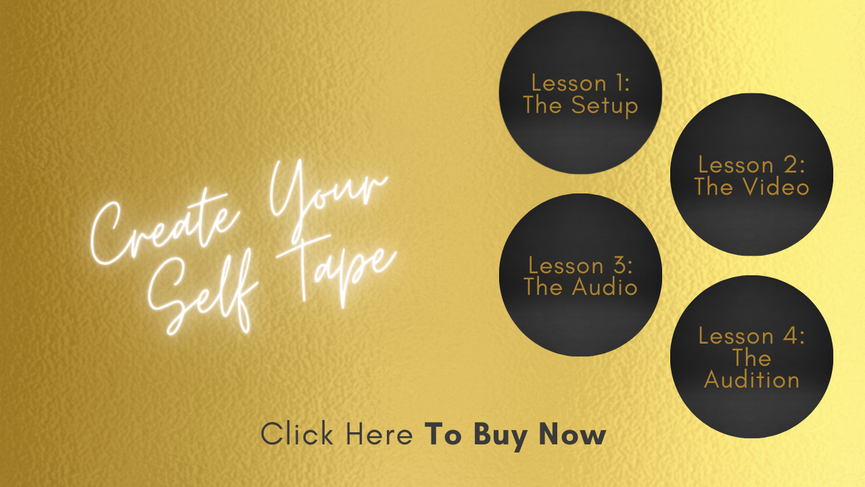 Stephanie Scuderi - Create Your Self Tape
