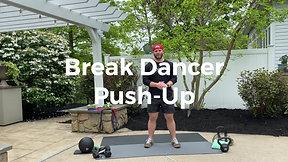 Break Dancer Push-Up