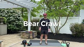 Bear Crawl