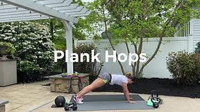 Plank Hops