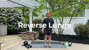 Reverse Lunge