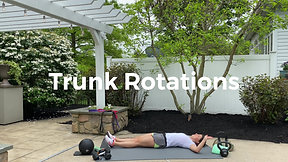 Trunk Rotations