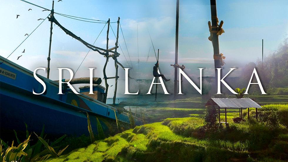 Sri Lanka | Cinematic Travel Film