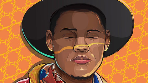 Samthing Soweto Happy Birthday Animation