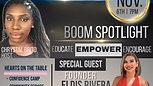 Boom Spotlight E.2