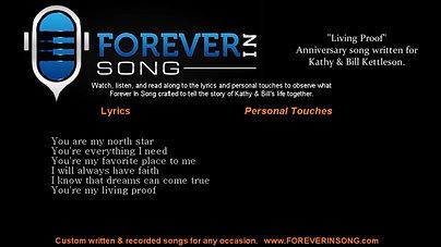 Living Proof (lyric & story video)
