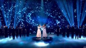 Backing Choir for BGT semi-finals 2016