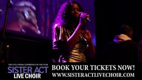 BV & Choir for Sister Act Live Choir Tour