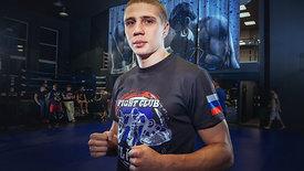 Михаил Иванов - тренер по тайскому боксу
