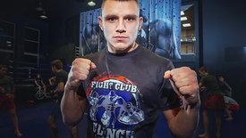 Саночкин Александр - тренер по тайскому боксу